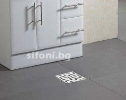 podov lentov sifon banq 10x10cm NEW 2